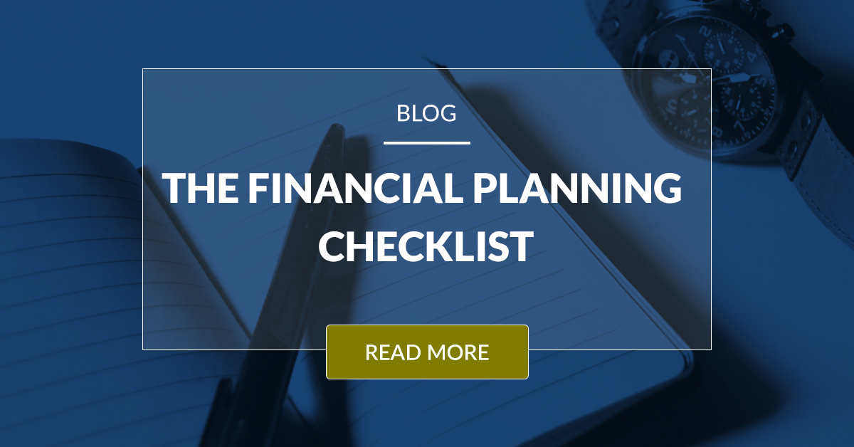 the financial planning checklist shakespeare wealth management